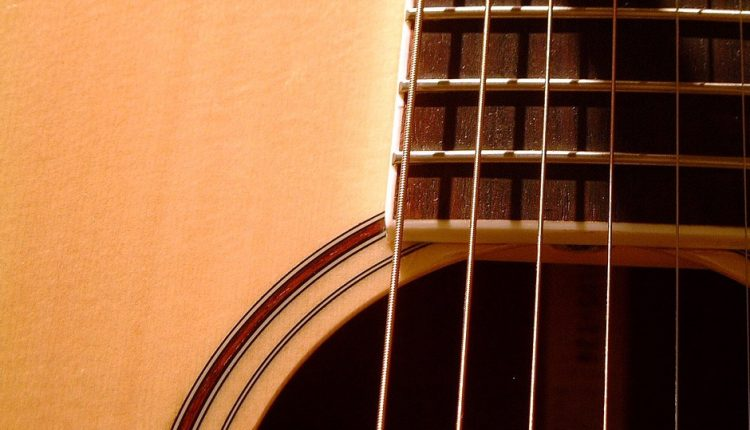 acoustic-guitar-fredboard-close-up