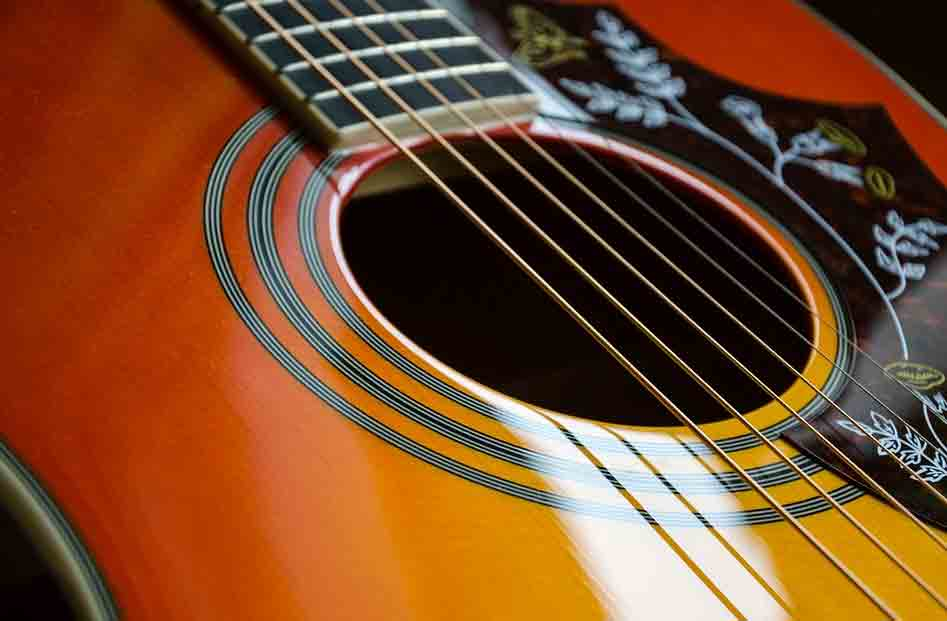 Anatomy Of The Guitar: Learn Guitar Part Names