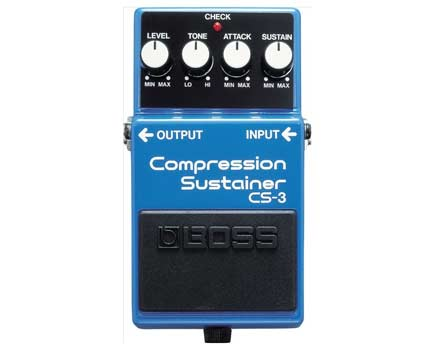 boss-cs-3-compressor-and-sustainer-pedal