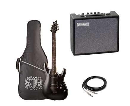 c-1-sgr-by-schecter-beginner-electric-guitar-amp-bundle-midnight-satin-black