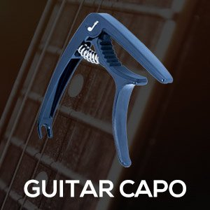 guitar capo acoustic guitar