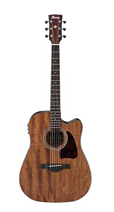 Ibanez-AW54CEOPN-Artwood-Dreadnought-Acoustic