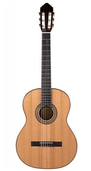 Lucero-LC230S-Exotic-wood-Classical-Guitar-Natural