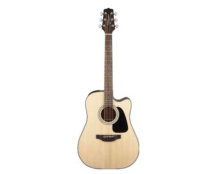 Takamine-GD30CE-NAT-Dreadnought-Cutaway