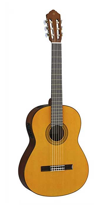 Yamaha-CGX102-Classical-Acoustic-Electric-Guitar