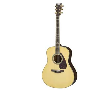 Yamaha-L-Series-LL6-Acoustic-Electric-Guitar