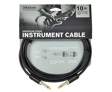 Planet-Waves-American-Stage-guitar-cables