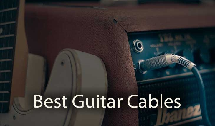 acoustic electric guitar cables guide prices