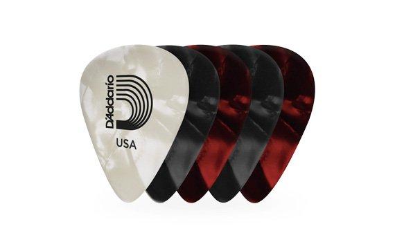 D-Addario-Assorted-Pearl-Celluloid-Medium-Guitar-Picks