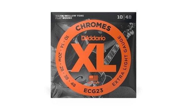 DAddario-ECG23-Flat-Wound-jazz-strings